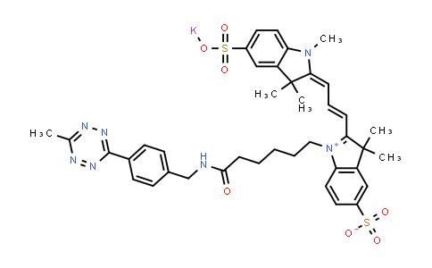 Me-tetrazine-Disulfo-Cyanine3