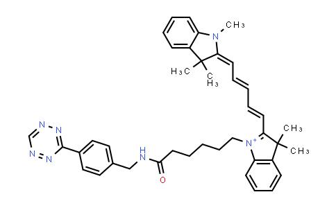Tetrazine-Cyanine5