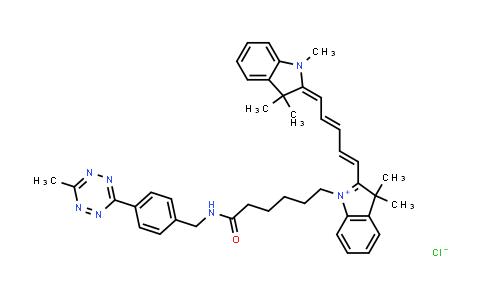 Me-tetrazine-Cyanine5