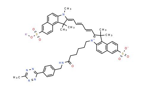 Me-tetrazine-Disulfo-Cyanine5.5