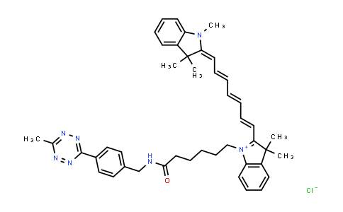 Me-tetrazine-Cyanine7
