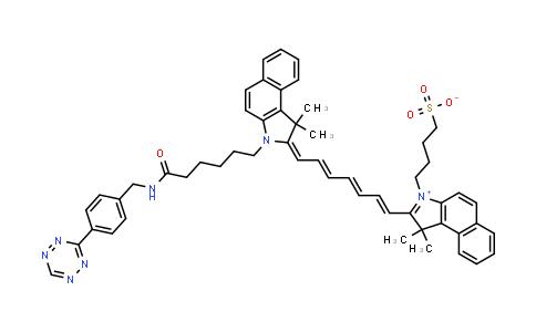 Tetrazine-ICG