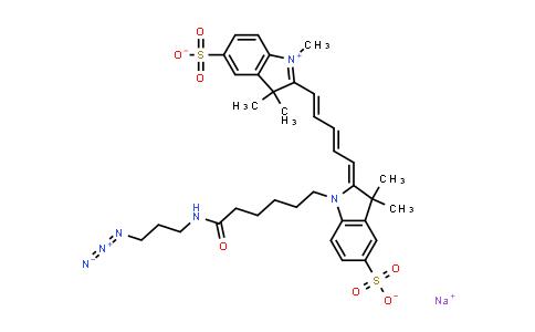 diSulfo-Cy5 azide