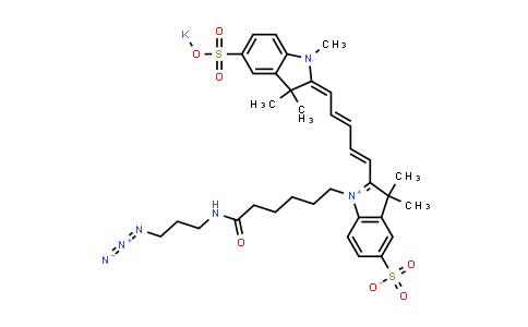 diSulfo-Cy3 azide