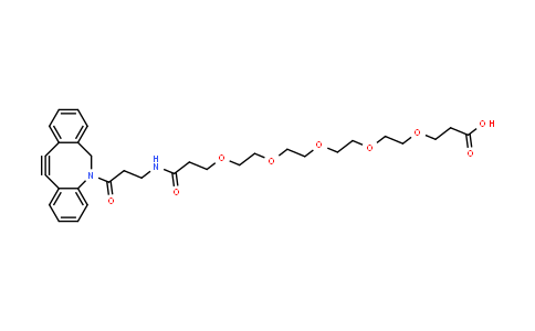 DBCO-PEG5-acid