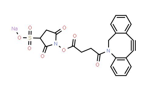 Sulf-DBCO-NHS ester
