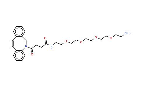 DBCO-NHCOPEG4-amine