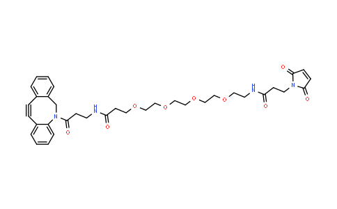 DBCO-PEG4-Maleimide