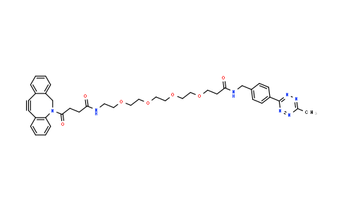 DBCO-PEG4-Me-Tetrazine