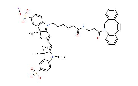 DBCO-Disulfo-Cyanine3