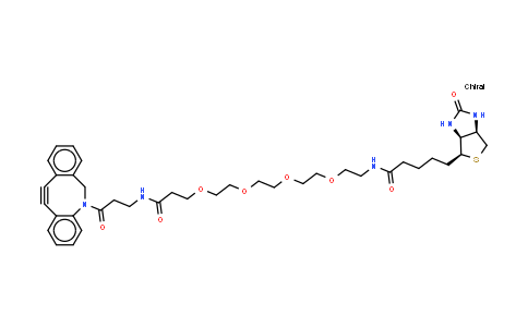 DBCO-PEG4-Biotin
