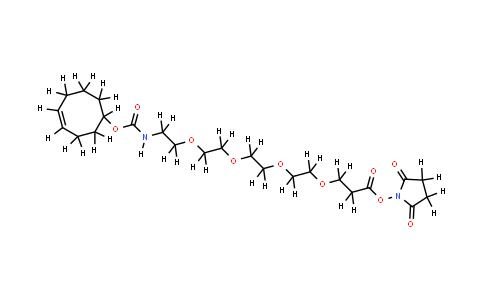 (4E)-TCO-PEG4-NHS ester
