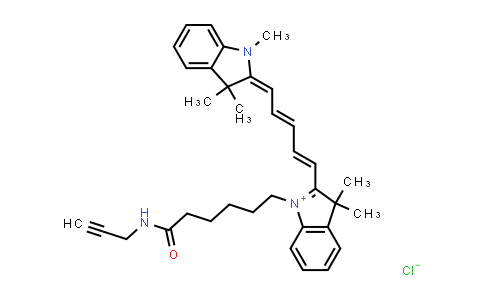 Cy5 alkyne