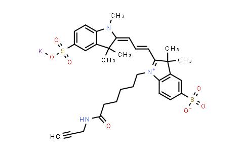diSulfo-Cy3 alkyne
