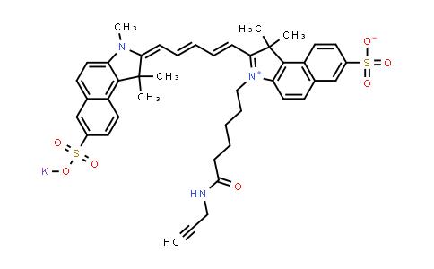 TR1201 | diSulfo-Cy5.5 alkyne
