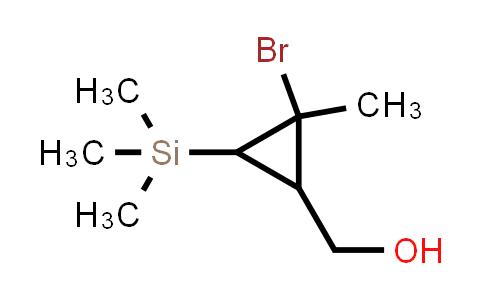 2-bromo-2-methyl-3-(trimethylsilyl)-Cyclopropanemethanol