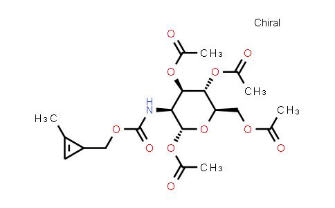 N-Cyclopropene-D-Mannopyranose-tetraacetated