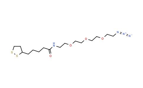 890016-39-4 | Lipoamido-PEG3-Azide