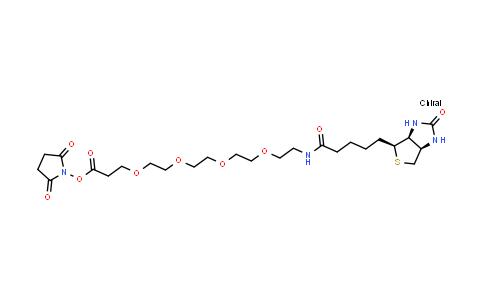 Biotin-PEG4-NHS ester
