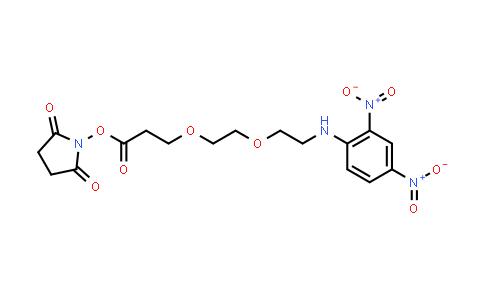 TR1411 | DNP-PEG2-NHS ester