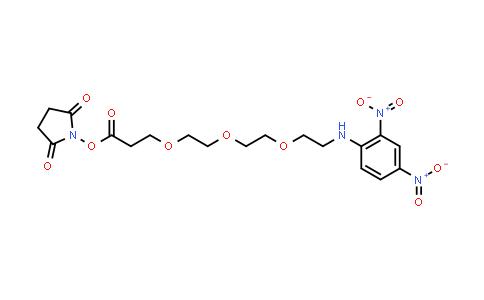 TR1412 | DNP-PEG3-NHS ester