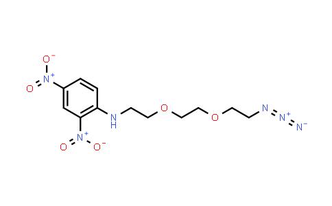 TR1417   DNP-PEG2-N3