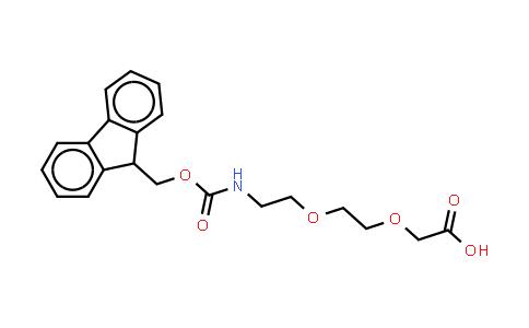 Fmoc-NH-PEG2-CH2COOH