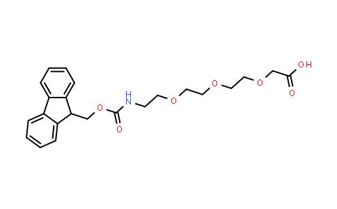 Fmoc-NH-PEG3-CH2COOH
