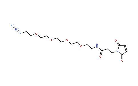 2055885-64-6   Mal-PEG4-azide