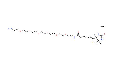 Biotin-PEG6-amine