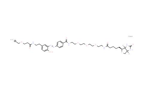 Diazo Biotin-PEG3-alkyne