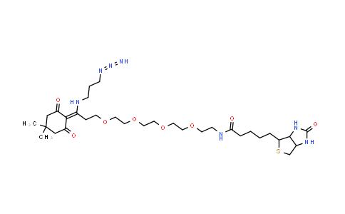 Dde Biotin-PEG4-azide