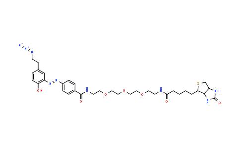 Diazo Biotin-PEG3-azide