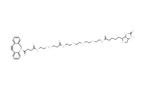 Biotin-PEG3-SS-DBCO