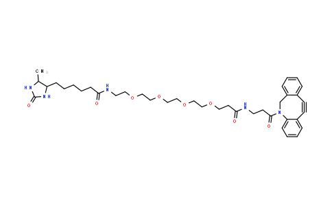 Desthiobiotin-PEG4-DBCO