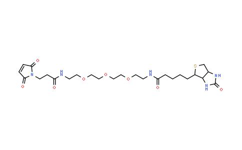 Biotin-PEG3-Mal