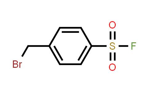 7612-88-6 | 4-(bromomethyl)- Benzenesulfonyl fluoride