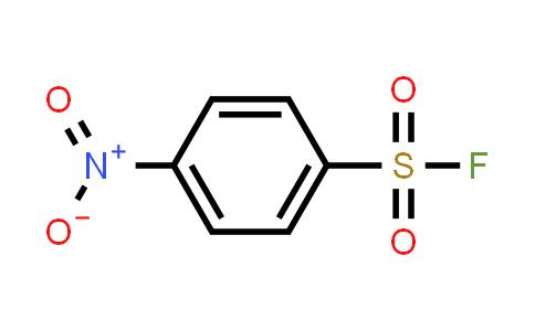 4-nitro-Benzenesulfonyl fluoride