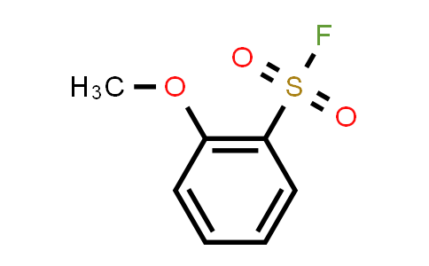 365-35-5   2-methoxy-benzenesulfonylfluoride