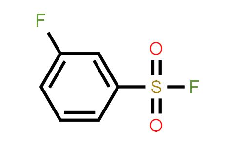 3-fluoro-Benzenesulfonyl fluoride