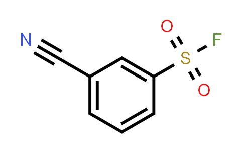 3-cyano-Benzenesulfonyl fluoride