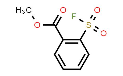 2-(Fluorosulfonyl)-methyl ester benzoic acid