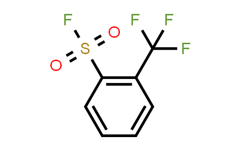 2-(trifluoromethyl)-benzenesulfonyl fluoride