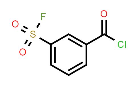 454-93-3 | 3-(fluorosulfonyl)-Benzoyl chloride