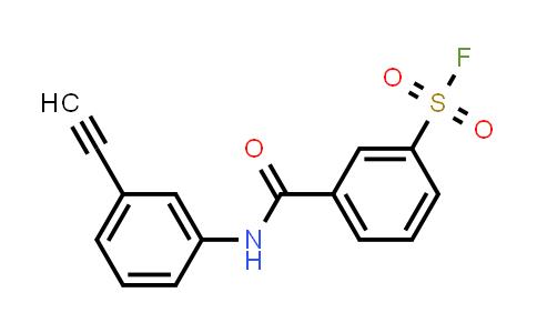 1839620-76-6 | 3-[[(3-ethynylphenyl)amino]carbonyl]- Benzenesulfonyl fluoride