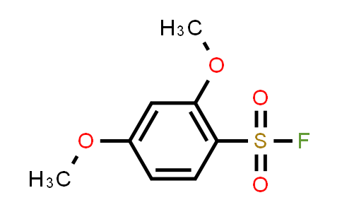 1368849-72-2   2,4-dimethoxy-Benzenesulfonyl fluoride
