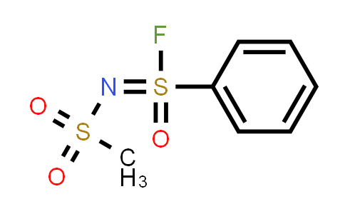N-(methylsulfonyl)- Benzenesulfonimidoyl fluoride