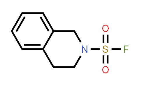 2(1H)-Isoquinolinesulfonyl fluoride, 3,4-dihydro-