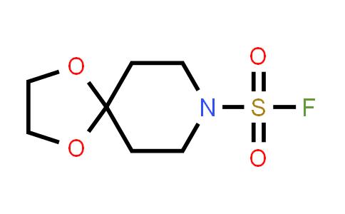 1839621-43-0   1,4-Dioxa-8-azaspiro[4.5]decane-8-sulfonyl fluoride