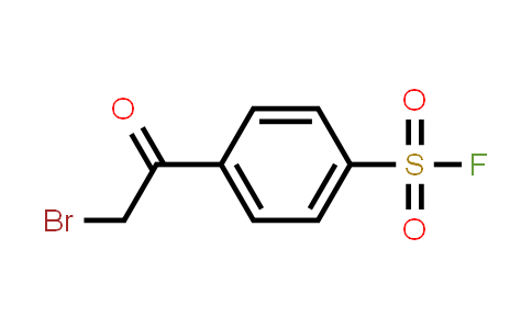 433-21-6   4-(2-bromoacetyl)-Benzenesulfonyl fluoride